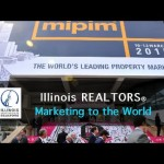 Illinois REALTORS® get ready for MIPIM
